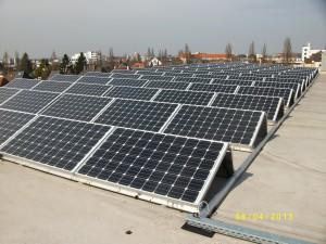 PT Solar Dachpark München